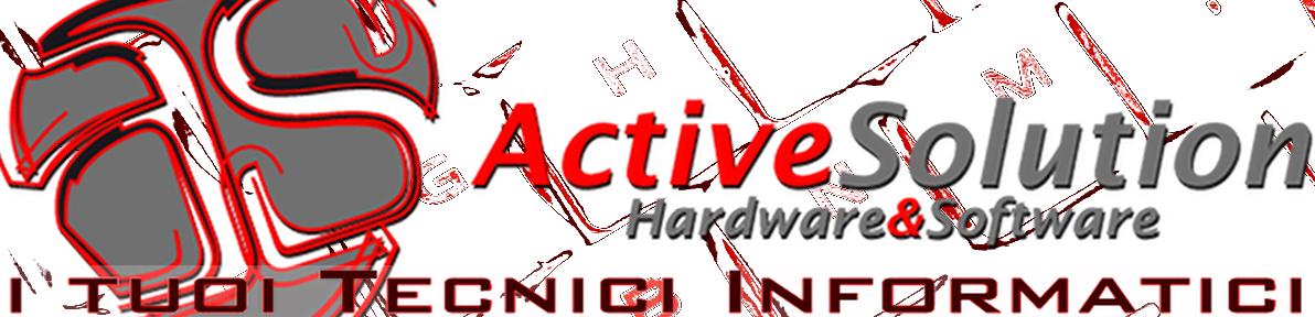 Activesolution – i tuoi Tecnici Informatici