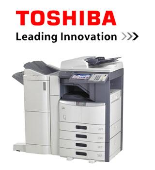 le Stampanti: Toshiba, e-Studio